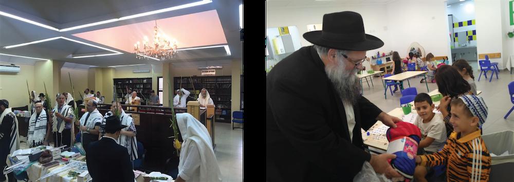 Chabad-sukkot