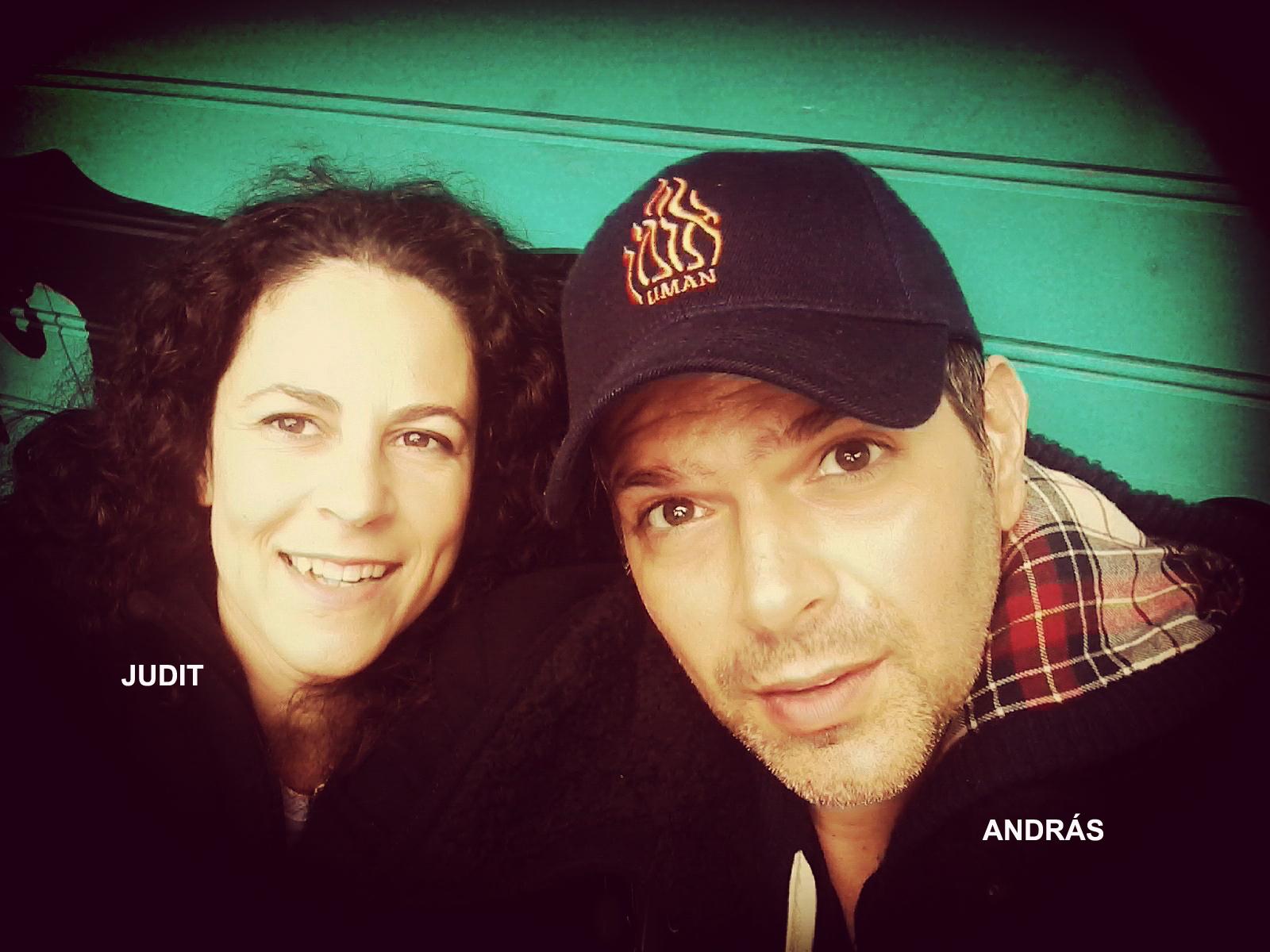 Judit & András