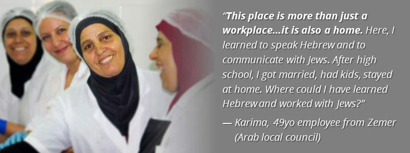 Karima quote - Cooking Coexistence