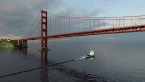 The Ocean Cleanup Deployment Simulation image