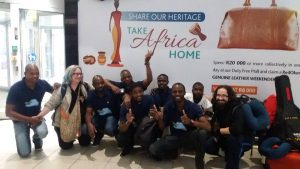 Tambo Airport Leaving boo hoo