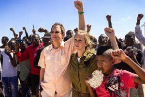 Yossi.African.RefugeesDemo