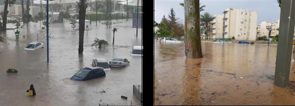 sderot floods